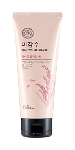 THEFACESHOP Rice Water Bright Foam Cleanser 150ml