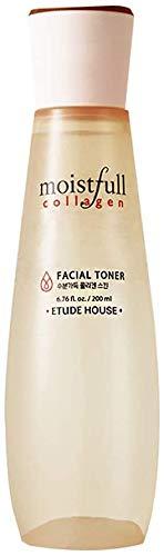 Etude House Moistfull Collagen Facial Toner 6 76 fl oz 200 ml