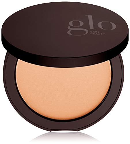 Glo Skin Beauty Pressed Base | Mineral Pressed Powder Foundation with Talc-Free & Paraben-Free...