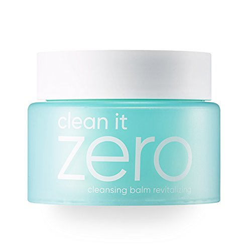 BANILA CO Clean It Zero Revitalizing Cleansing Balm Makeup Remover & Face Cleanser, Double Cleanse,...