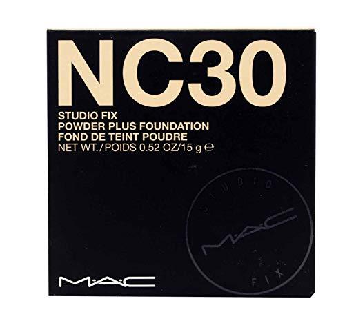 MAC M.A.C. Studio Fix Powder Plus Foundation, NC30, 0.52 Ounce (0773602010509)