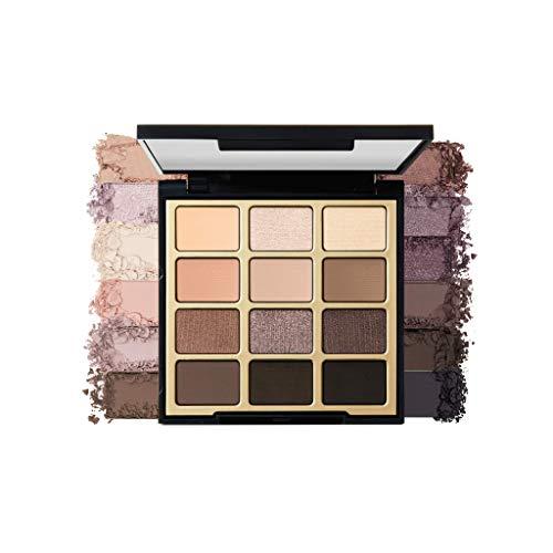 Milani Soft & Sultry Eyeshadow Palette (0.48 Ounce) 12 Cruelty-Free Smoky Matte & Metallic Eyeshadow...