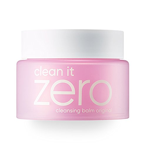 BANILA CO Clean It Zero Original Cleansing Balm Makeup Remover, Balm to Oil, Double Cleanse, Face...