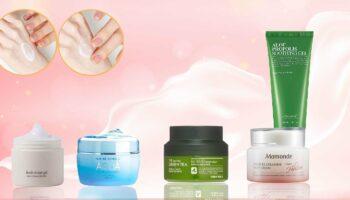 best korean moisturizer for combination skin