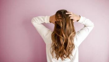 korean wavy hair