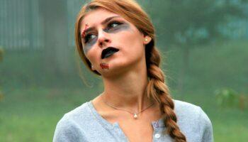 viking makeup