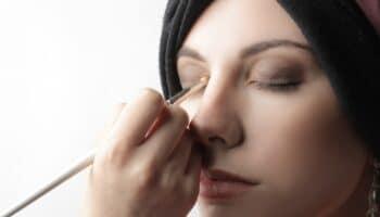 lash makeup